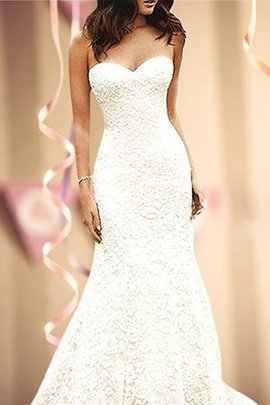 Chic & Modern Embroidery Natural Waist Outdoor Thin Unique Zipper Up Wedding Dress