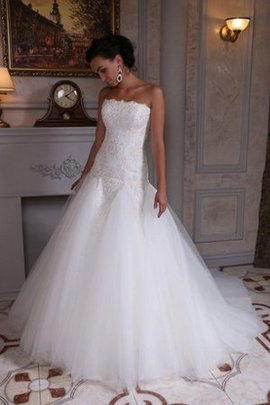 Lace Floor Length Zipper Up Sleeveless Beading Wedding Dress