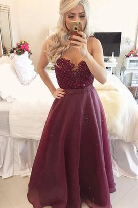 Beading Chic & Modern Button Zipper Up Sequined Evening Dress