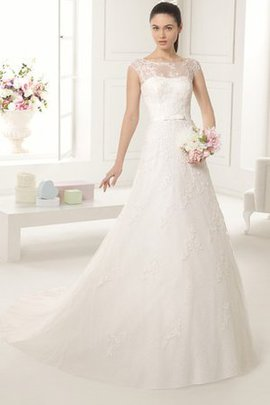 Pompous Church Apple Long Inverted Triangle Wedding Dress