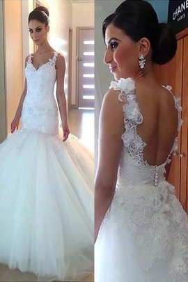 Floor Length Rectangle Hall Exciting Pleated Court Train Beading Wedding Dress