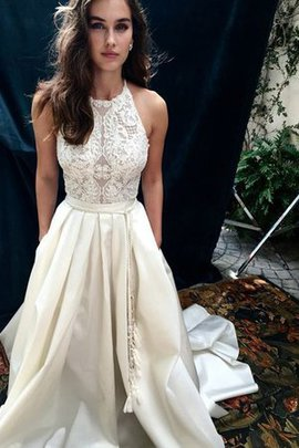 Floor Length Beautiful Elegant & Luxurious Outdoor Vintage Rectangle A-Line Wedding Dress