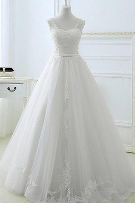Church Sweetheart Fancy Inverted Triangle Wedding Dress