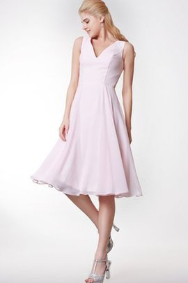 Zipper Up Elegant & Luxurious Sleeveless Pleated Chic & Modern Bridesmaid Dress
