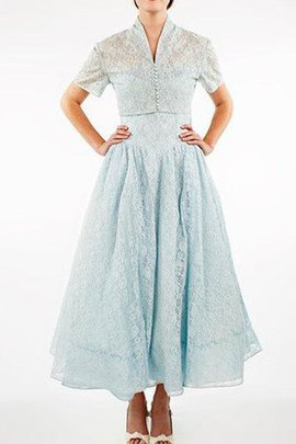 Short Sleeves Spaghetti Straps Modest Ruched Vintage Bridesmaid Dress