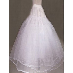 Elegant | Modest Wonderful Floor-Length Princess Crinolines - 1