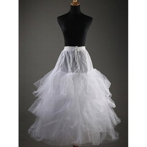 Beautiful Tiered Tea-Length Ball Gown Petticoats - 1