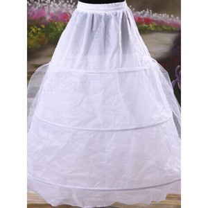 Simple Comfortable A Line Crinolines - 1