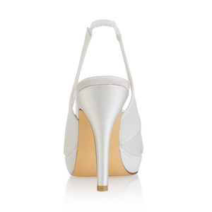 Eternal Platform Height 0.59 Inch Platform Heels Bridal Shoe - 3