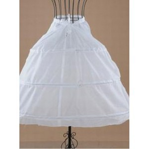 Simple Eye Catching Knee-Length A Line | Princess Crinolines - 1