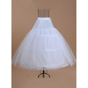 Elegant | Modest Cute Tea-Length Ball Gown Petticoats - 1