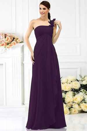 Princess Sleeveless Pleated Zipper Up Long Bridesmaid Dress - 13