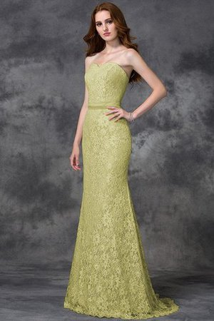 Appliques Zipper Up Sleeveless Floor Length Natural Waist Bridesmaid Dress - 8