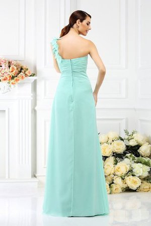 Princess Sleeveless Pleated Zipper Up Long Bridesmaid Dress - 30