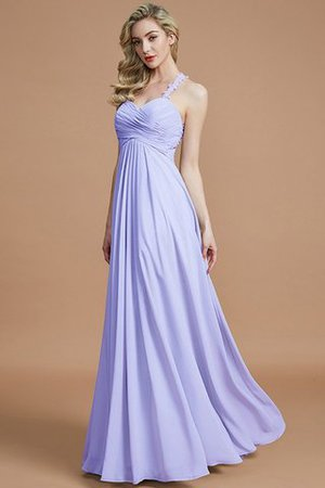Natural Waist Floor Length Sweetheart Ruched Princess Bridesmaid Dress - 23