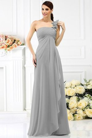 Princess Sleeveless Pleated Zipper Up Long Bridesmaid Dress - 27