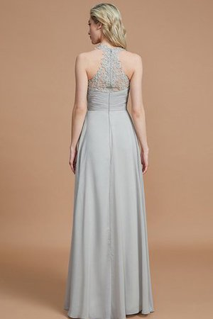 Natural Waist Floor Length Sweetheart Ruched Princess Bridesmaid Dress - 36