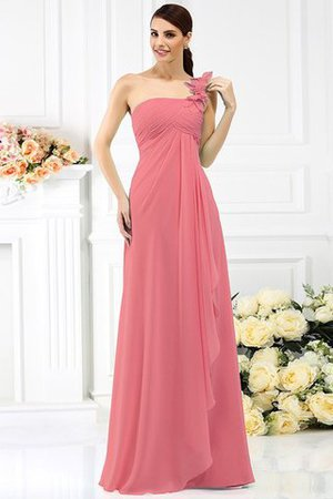Princess Sleeveless Pleated Zipper Up Long Bridesmaid Dress - 28