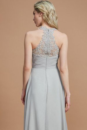 Natural Waist Floor Length Sweetheart Ruched Princess Bridesmaid Dress - 7