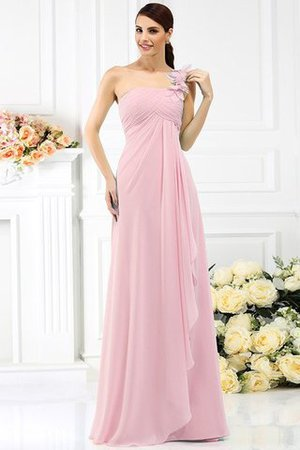 Princess Sleeveless Pleated Zipper Up Long Bridesmaid Dress - 21