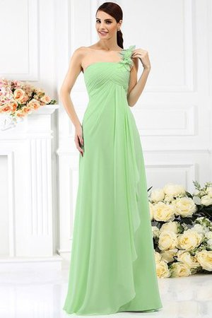 Princess Sleeveless Pleated Zipper Up Long Bridesmaid Dress - 26