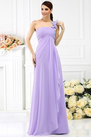 Princess Sleeveless Pleated Zipper Up Long Bridesmaid Dress - 19
