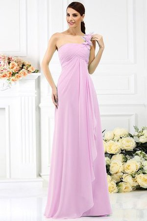Princess Sleeveless Pleated Zipper Up Long Bridesmaid Dress - 22