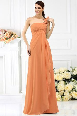 Princess Sleeveless Pleated Zipper Up Long Bridesmaid Dress - 20