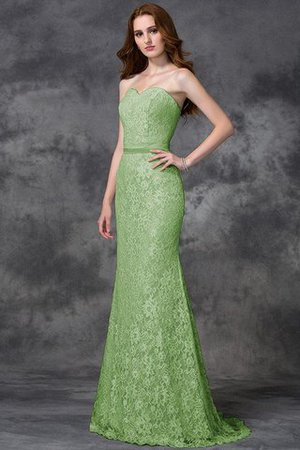 Appliques Zipper Up Sleeveless Floor Length Natural Waist Bridesmaid Dress - 26