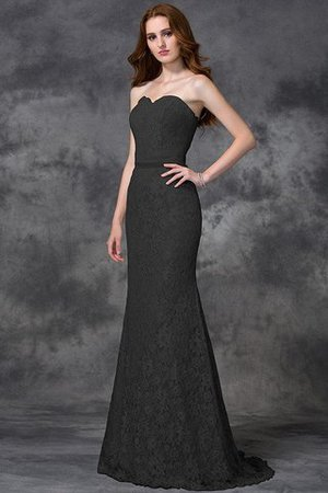 Appliques Zipper Up Sleeveless Floor Length Natural Waist Bridesmaid Dress - 6