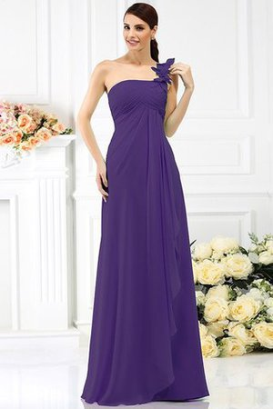 Princess Sleeveless Pleated Zipper Up Long Bridesmaid Dress - 24