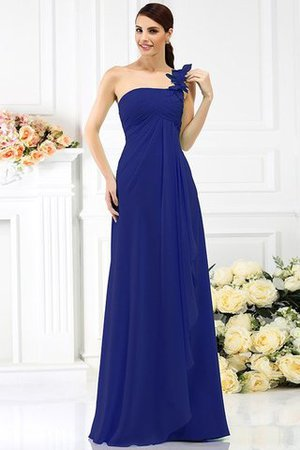 Princess Sleeveless Pleated Zipper Up Long Bridesmaid Dress - 25