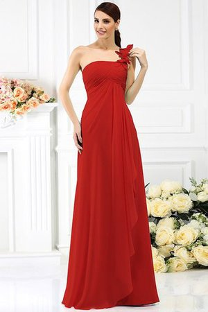 Princess Sleeveless Pleated Zipper Up Long Bridesmaid Dress - 23