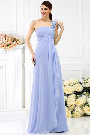 Princess Sleeveless Pleated Zipper Up Long Bridesmaid Dress - 17