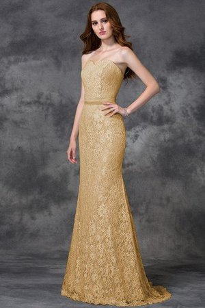 Appliques Zipper Up Sleeveless Floor Length Natural Waist Bridesmaid Dress - 4