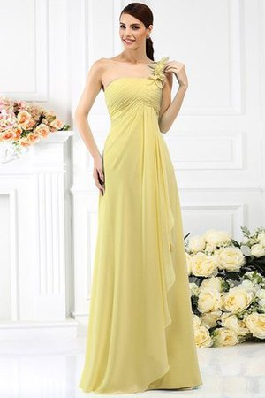 Princess Sleeveless Pleated Zipper Up Long Bridesmaid Dress - 8