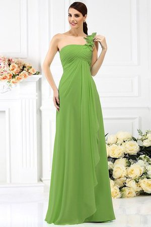 Princess Sleeveless Pleated Zipper Up Long Bridesmaid Dress - 14