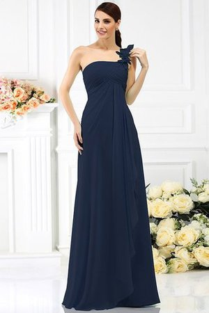 Princess Sleeveless Pleated Zipper Up Long Bridesmaid Dress - 10
