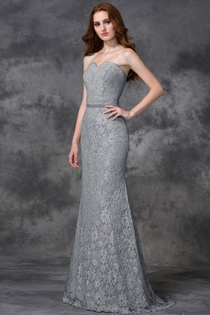 Appliques Zipper Up Sleeveless Floor Length Natural Waist Bridesmaid Dress - 27