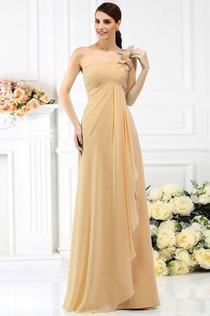 Princess Sleeveless Pleated Zipper Up Long Bridesmaid Dress - 12