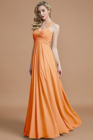 Natural Waist Floor Length Sweetheart Ruched Princess Bridesmaid Dress - 26