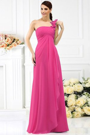 Princess Sleeveless Pleated Zipper Up Long Bridesmaid Dress - 11