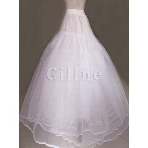 Elegant | Modest Wonderful Floor-Length Princess Crinolines